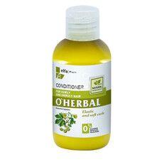 O'Herbal бальзам-кондиционер для вьющихся и непослушных волос 75 мл