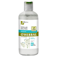 O'Herbal мицеллярный раствор для сухой кожи 250 мл