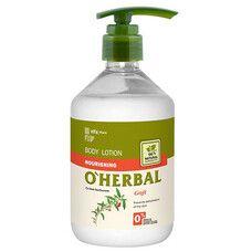 O'Herbal лосьйон для тіла Поживний 500 мл - Фото