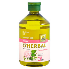 O'Herbal гель для душа Тонизирующий 500 мл
