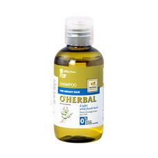 O'Herbal шампунь для жирных волос 75 мл