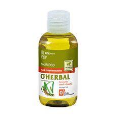 O'Herbal шампунь для укрепления волос 75 мл