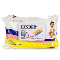 Салфетки детские влажные ТМ Лендер / Lander 100шт