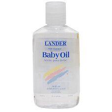 Масло детское с витамином Е ТМ Лендер / Lander 89 мл