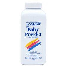 Присыпка детская ТМ Лендер / Lander 113мл