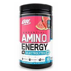 Amino Energy+Electrolytes Optimum Nutrition watermelon 285г  - Фото