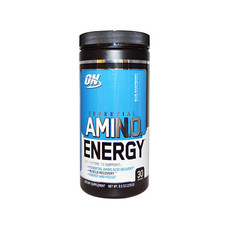 Аминокислота для спорта Optimum Nutrition Essential Amino Energy 270 г Blue Raspberry - Фото