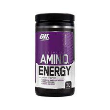 Аминокислота для спорта Optimum Nutrition Essential Amino Energy 270 г Concord Grape - Фото