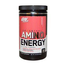 Аминокислота для спорта Optimum Nutrition Essential Amino Energy 270 г  Watermelon - Фото