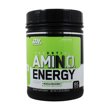 Аминокислота для спорта Optimum Nutrition Essential Amino Energy 585 г Green Apple - Фото