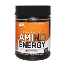 Аминокислота для спорта Optimum Nutrition Essential Amino Energy 585 г Orange - Фото