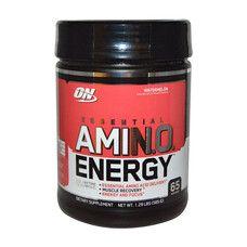Аминокислота для спорта Optimum Nutrition Essential Amino Energy 585 г  Watermelon - Фото
