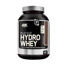 Протеїн Optimum Nutrition Platinum Hydrowhey GF 1590 г Шоколад - Фото