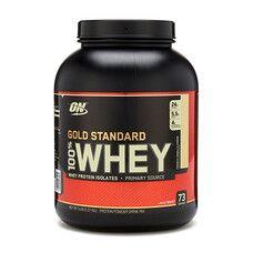 Optimum Nutrition Сироватковий протеїн 100% WHEY Gold Standard 2,27 кг шоколадний солод  - Фото