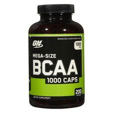 Optimum Nutrition BCAA 1000 Caps 200 капсул - Фото