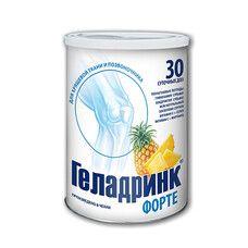 Геладринк Форте с ароматом Ананаса порошок 420 г