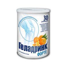 Геладринк Форте с ароматом Апельсина порошок 420 г
