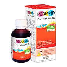 Сироп против анемии и снятия усталости ТМ PEDIAKID, 125 мл