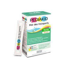 Сироп против тошноты и укачивания в транспорте ТМ PEDIAKID, 10 стиков