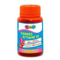 Медвежуйки Витамин D3 ТМ PEDIAKID, №60  - Фото