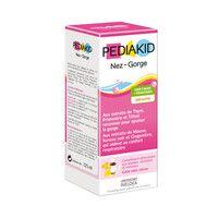 Сироп для носа и горла: очищение и снятия воспаления ТМ PEDIAKID 125 мл