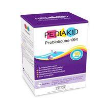 Пробиотики-10М для восстановления микрофлоры кишечника ТМ PEDIAKID, 10 пакетиков-саше