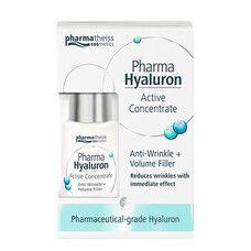 Сыворотка активная гиалурон концентрат против морщин + упругость ТМ Фарма Гиалурон / Pharma Hyaluron 13 мл