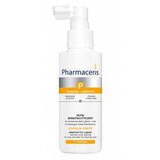 Кератолитическая жидкость для уменьшения псориазной сыпи на голове Ichtilix-Forte ТМ Фармацерис
