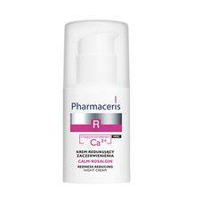 Крем ночной для успокоения покраснений на лице ТМ Фармацерис/Pharmaceris 30 мл