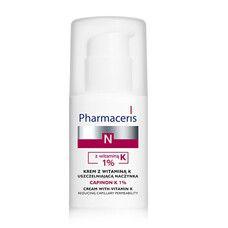 Крем с витамином К, укрепляющий капилляры CAPINON ТМ Фармацерис/Pharmaceris 30 мл