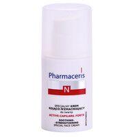 Крем снимающий раздражение кожи с укрепляющим эффектом Active-Capilaril ТМ Фармацерис/Pharmaceris 30 мл