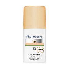 Матирующий тональный флюид, сужающий поры (бронза) ТМ Фармацерис/Pharmaceris 30мл