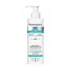 Увлажняющий физиогель для чувствительной кожи лица Physiopuric ТМ Фармацерис / Pharmaceris 190 мл