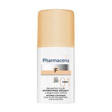 Тональный крем Слоновая кость ТМ Фармацерис / Pharmaceris 30 мл