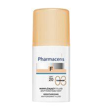 Увлажняющий тональный крем Бронза ТМ Фармацерис / Pharmaceris 30 мл