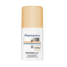 Увлажняющий тональный крем Натуральный ТМ Фармацерис / Pharmaceris 30 мл