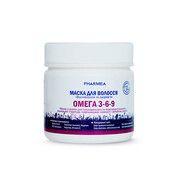 Маска для волосся відновлення і здоров'я Omega 3-6-9 ТМ PHARMEA 200 мл - Фото
