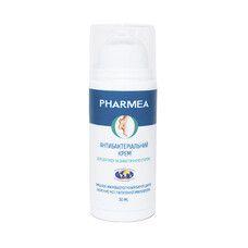Антибактеріальний крем для догляду за діабетичною стопою 30 мл ТМ PHARMEA - Фото