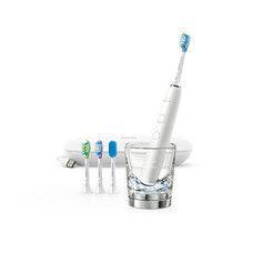 Зубная щетка электрическая звуковая DiamondClean Smart White HX9924/07 - Фото