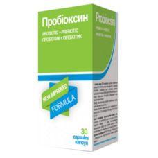 Пробиоксин капсулы №30