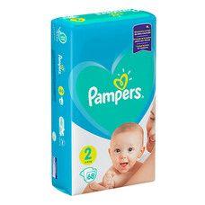 Подгузники для детей New Baby ТМ Памперс / Pampers (4-8 кг) №68