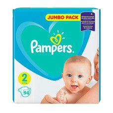 Подгузники для детей New Baby ТМ Памперс / Pampers (4-8 кг) №94