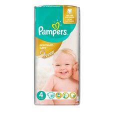 Подгузники для детей Premium Care Maxi ТМ Памперс / Pampers (8-14 кг) №52