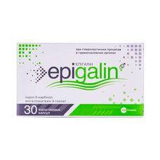 Эпигалин капсулы № 30