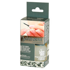Salon средство для ногтей защитное с железом №7