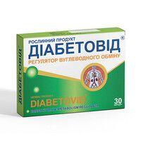 Диабетовид капулы N30
