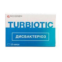 Турбиотик дисбакериоз капсулы №15 - Фото