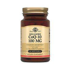 Коэнзим Q-10 Solgar капсулы 100 мг №30 - Фото