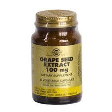 Экстракт виноградных косточек 100 мг капсулы №30 - Фото