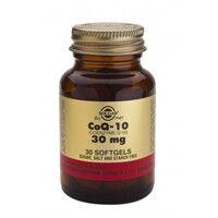 Коэнзим Q-10 капсулы 30мг №30, Солгар / Solgar®
